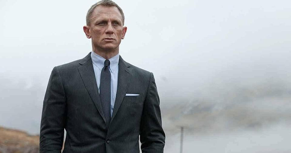 Daniel Craig to receive a star on Hollywood Walk of Fame