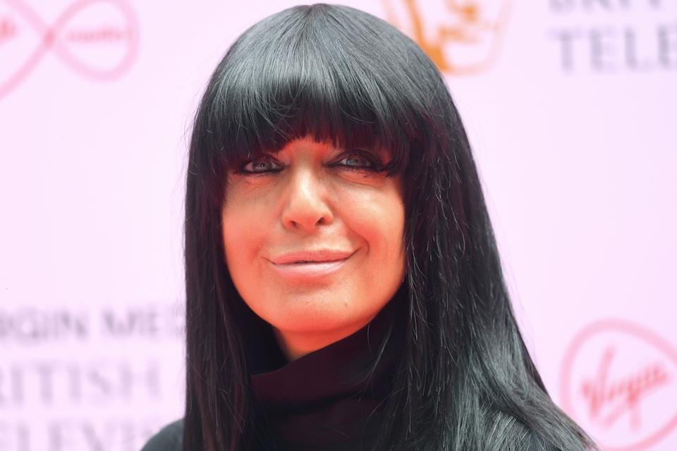 LONDON, ENGLAND - JUNE 06: Claudia Winkleman attends the Virgin Media British Academy Television Awards 2021 at Television Centre on June 06, 2021 in London, England. (Photo by Dave J Hogan/Getty Images)