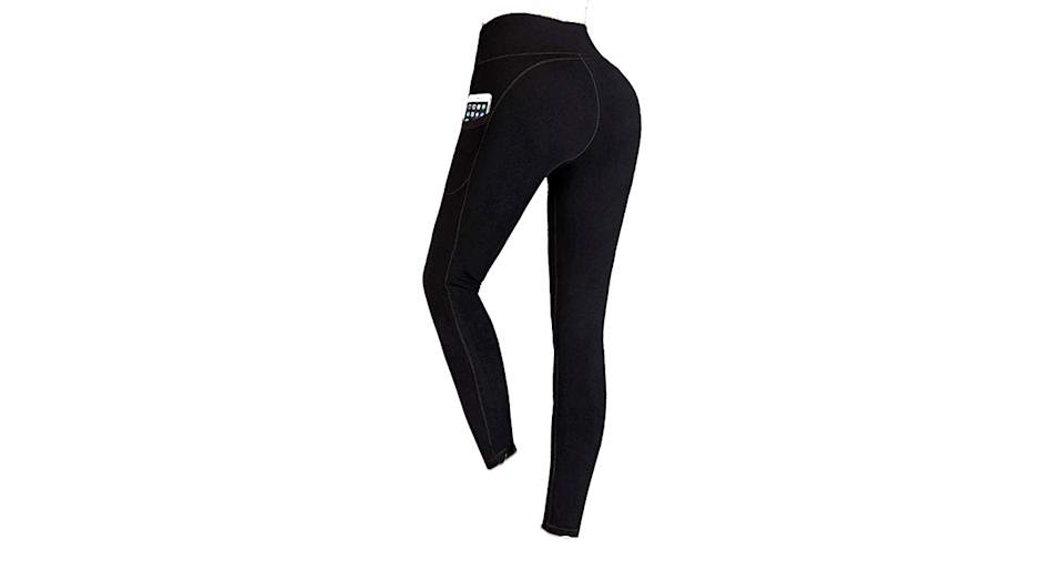 IUGA Yoga Pants with Pockets