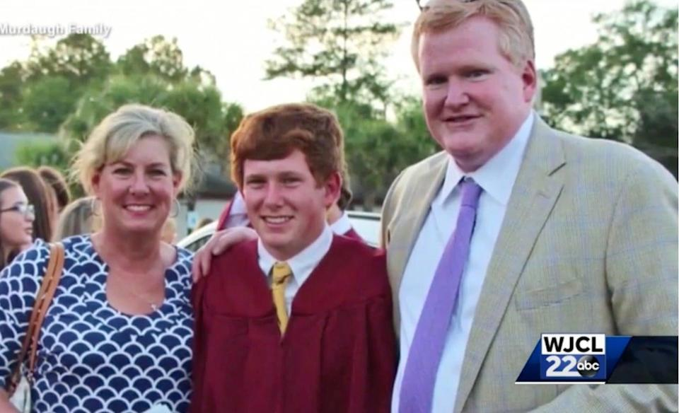South Carolina lawyer whose wife and son were shot dead resigns from law firm after it accuses him of stealing money (WJCL)