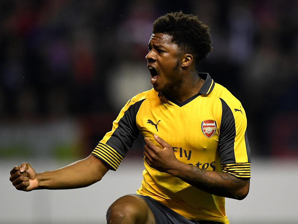 Chuba Akpom is ready to commit his international future to Nigeria over England: Getty
