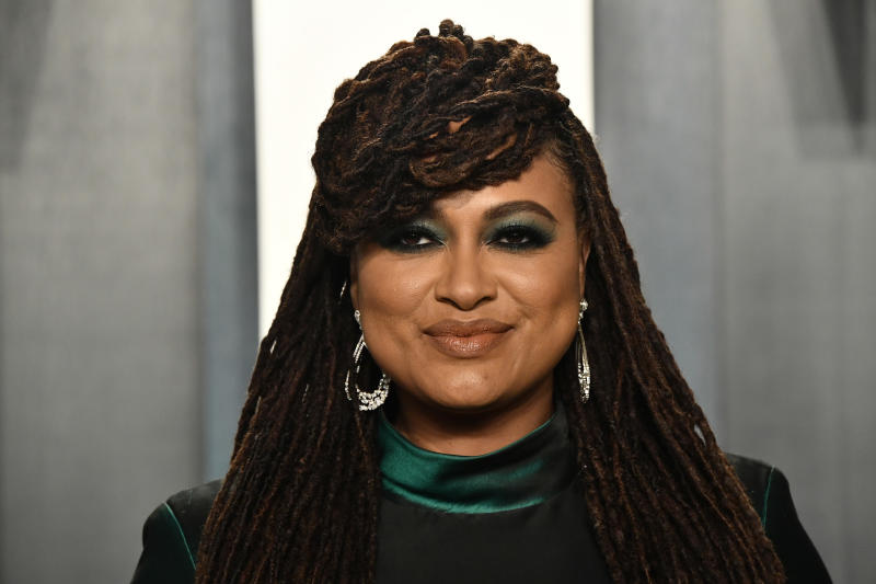 Ava DuVernay attends the 2020 Vanity Fair Oscar Party in February. The 'Selma' director was elected to the Academy's Board of Governors as the organization announces new inclusion initiatives.