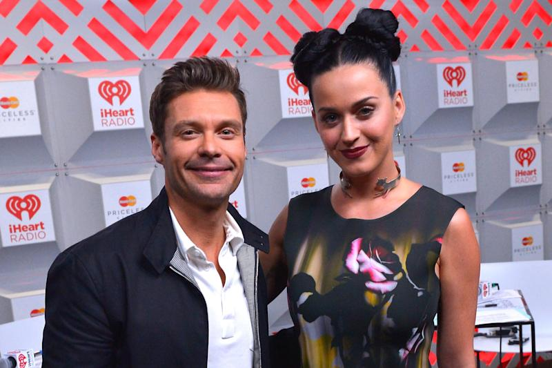 "Ryan Seacrest's Comments to Katy Perry on   Idol Made Some Viewers ""Uncomfortable"""