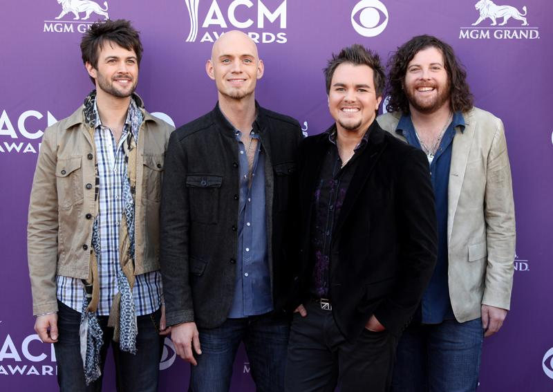 ELI YOUNG BAND, Live from the RAM Red Carpet, 47th Annual ACM Awards, Las Vegas, NV