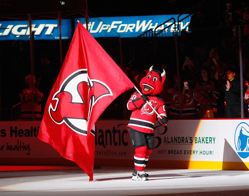 New Jersey Devils make a major donation to health system