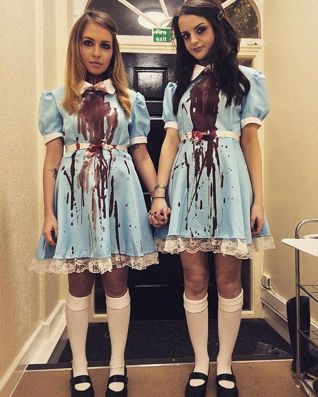 """<p>They're baaaaack. And they're wearing matching blood-stained blue dresses and knee-high socks.</p><p><a href=""""https://www.instagram.com/p/BMHgt8tj5Sa/?utm_source=ig_embed"""">See the original post on Instagram</a></p><p><a href=""""https://www.instagram.com/p/BMHgt8tj5Sa/?utm_source=ig_embed"""">See the original post on Instagram</a></p><p><a href=""""https://www.instagram.com/p/BMHgt8tj5Sa/?utm_source=ig_embed"""">See the original post on Instagram</a></p><p><a href=""""https://www.instagram.com/p/BMHgt8tj5Sa/?utm_source=ig_embed"""">See the original post on Instagram</a></p><p><a href=""""https://www.instagram.com/p/BMHgt8tj5Sa/?utm_source=ig_embed"""">See the original post on Instagram</a></p><p><a href=""""https://www.instagram.com/p/BMHgt8tj5Sa/?utm_source=ig_embed"""">See the original post on Instagram</a></p><p><a href=""""https://www.instagram.com/p/BMHgt8tj5Sa/?utm_source=ig_embed"""">See the original post on Instagram</a></p><p><a href=""""https://www.instagram.com/p/BMHgt8tj5Sa/?utm_source=ig_embed"""">See the original post on Instagram</a></p><p><a href=""""https://www.instagram.com/p/BMHgt8tj5Sa/?utm_source=ig_embed"""">See the original post on Instagram</a></p><p><a href=""""https://www.instagram.com/p/BMHgt8tj5Sa/?utm_source=ig_embed"""">See the original post on Instagram</a></p><p><a href=""""https://www.instagram.com/p/BMHgt8tj5Sa/?utm_source=ig_embed"""">See the original post on Instagram</a></p><p><a href=""""https://www.instagram.com/p/BMHgt8tj5Sa/?utm_source=ig_embed"""">See the original post on Instagram</a></p><p><a href=""""https://www.instagram.com/p/BMHgt8tj5Sa/?utm_source=ig_embed"""">See the original post on Instagram</a></p><p><a href=""""https://www.instagram.com/p/BMHgt8tj5Sa/?utm_source=ig_embed"""">See the original post on Instagram</a></p><p><a href=""""https://www.instagram.com/p/BMHgt8tj5Sa/?utm_source=ig_embed"""">See the original post on Instagram</a></p><p><a href=""""https://www.instagram.com/p/BMHgt8tj5Sa/?utm_source=ig_embed"""">See the original post on Instagram</a></p><p><a href=""""https://www.instagram.com/p/BMH"""