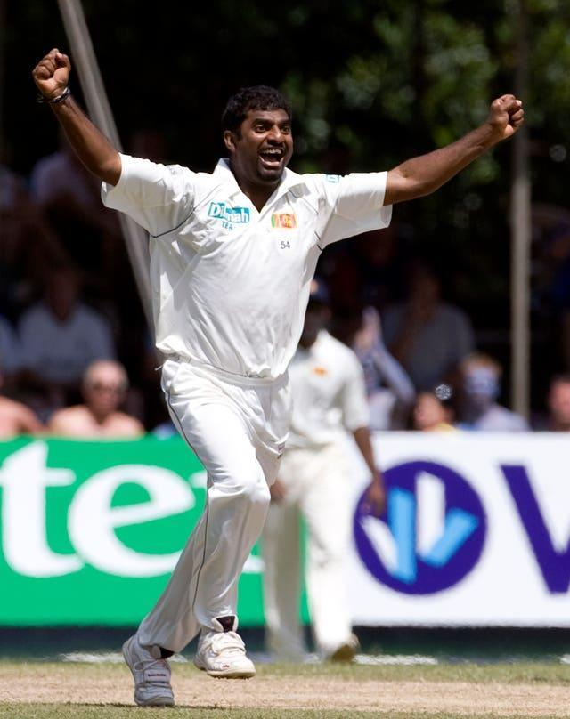 Muralitharan was a prolific wicket-taker throughout his career