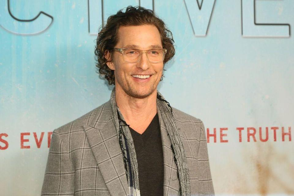 <p>McConaughey has always been relatively fit, but he went through a major weight loss transformation for his role as Ron Woodroof in <em>Dallas Buyers Club</em>, a man diagnosed with HIV/AIDS in the '80s<em>.</em></p>