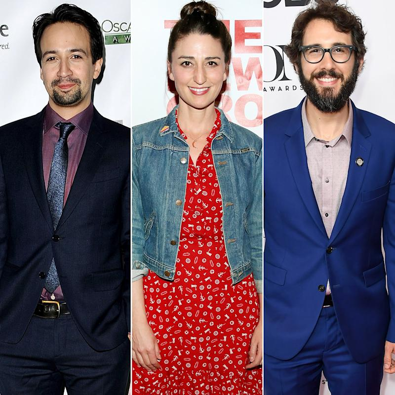 Lin-Manuel Miranda, Josh Groban, and more react to terrifying Times Square crash