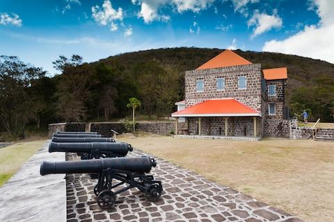Dominica has plenty of naval history - Credit: GETTY