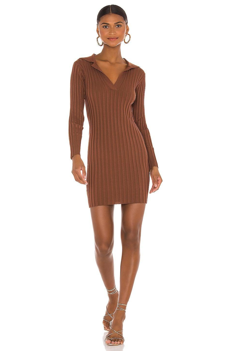 <p>This <span>Tularosa Valen Mini Dress</span> ($128) is up for anything.</p>