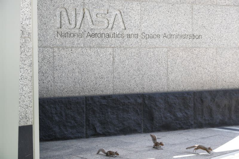 NASA announces the agency's headquarters building will be named after Mary W. Jackson, the first African American female engineer at NASA, in Washington