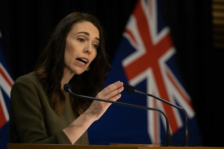 New Zealand's Ardern leads poll as first election debate held