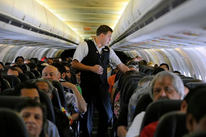 In new government shutdown, flight attendants won't let passengers' lives be put at risk