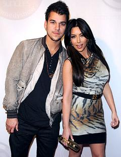"Kim Kardashian: Dancing With the Stars ""Has Really Changed Rob"""
