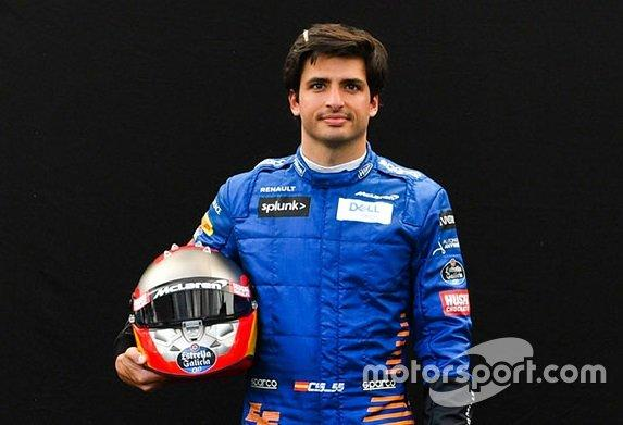 "#55: Carlos Sainz (McLaren-Renault) <span class=""copyright"">Mark Sutton / Motorsport Images</span>"