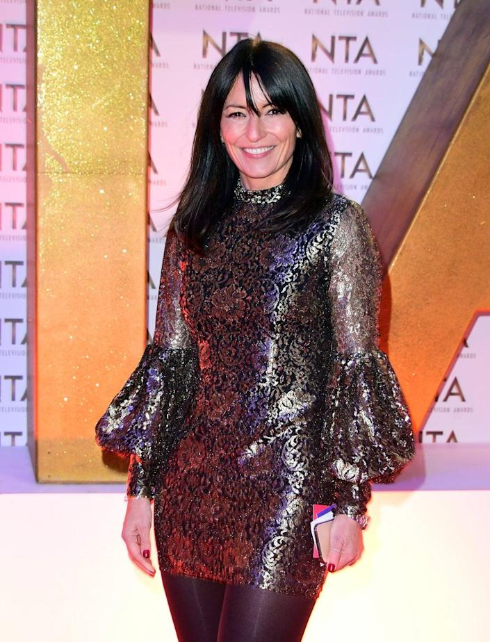 Davina McCall has used her platform to highlight issues faced by women during the menopause (Ian West/PA) (PA Archive)