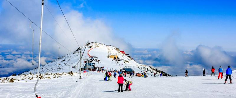 Sky talk: I have been in Sofia. From Sofia i drove to Borovets. Very nice place to Ski and vacation. Nice people, good weather and foods. I enjoyed a very sunny day during my visit.