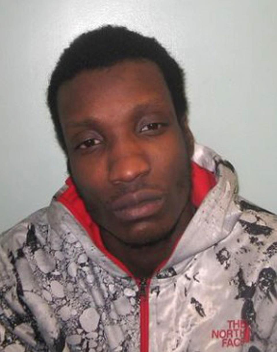 Kadian Nelson attacked a 13-year-old girl who was on her way to school in Mitcham, south London. (PA)