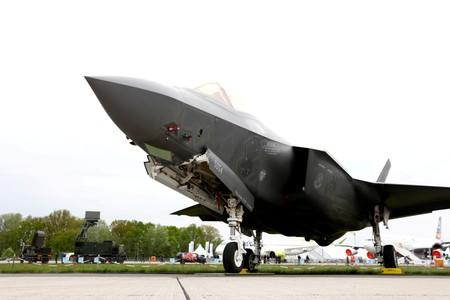 U.S. says could sanction Turkish defense firms beyond F-35 suppliers