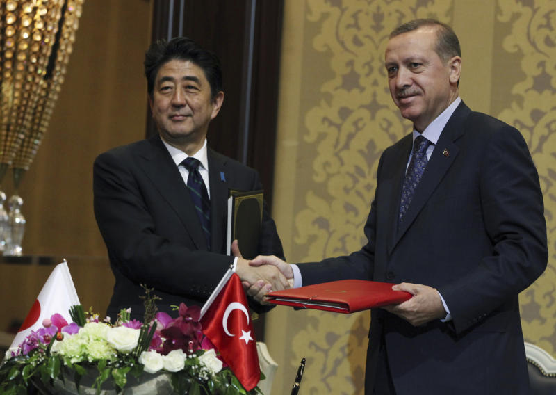 Japan vows 'high safety' for Turkish reactor