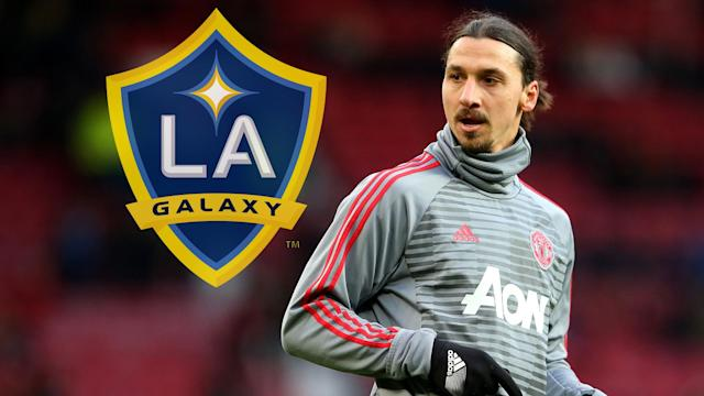The Sweden international has joined LA Galaxy and the Chicago Fire midfielder has urged him to stop hanging on his coat tails