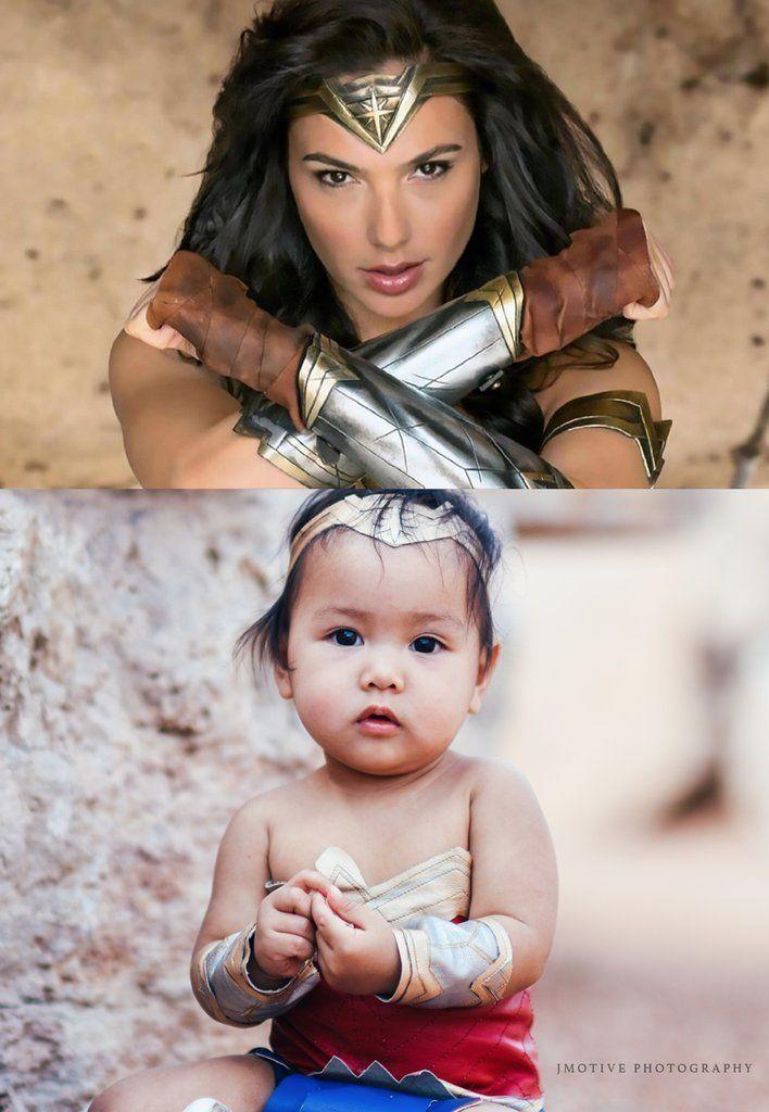 """Following the unexpected attention,Pingoy has a new dream ― to have Liliana meet """"Wonder Woman' star Gal Gadot."""