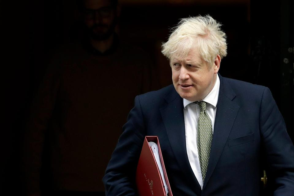 Boris Johnson (AP)