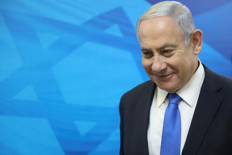 Israeli Prime Minister Benjamin Netanyahu has called for European nations to follow the US lead and impose sanctions against Iran
