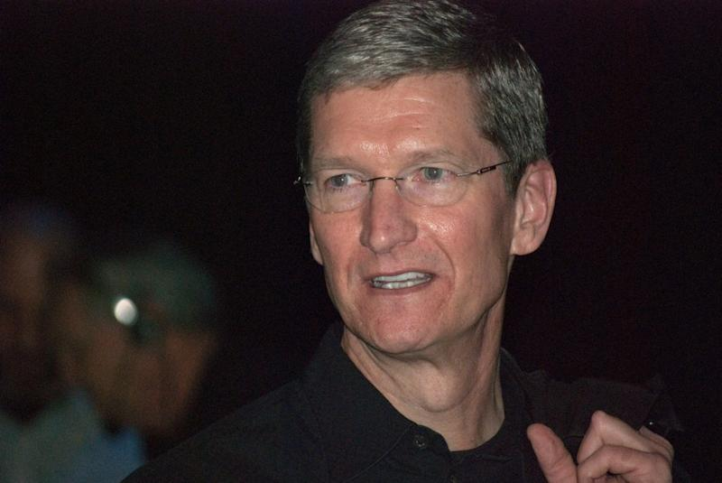 Apple Cuts Tim Cook's Salary By $1.5 Million
