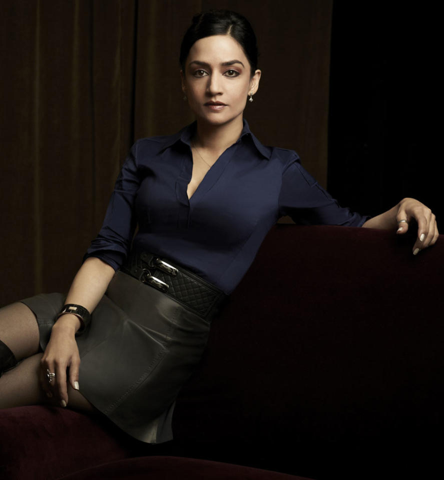 "Supporting Actress in a Drama Series: Archie Panjabi, ""The Good Wife"""