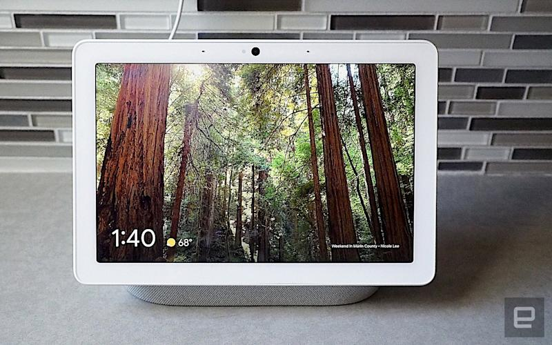 Google Nest Hub Max update adds a ton of new games