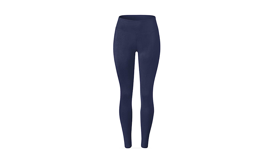 Amazon's best-selling leggings are by Satina and are only $14 (Photo: Amazon)