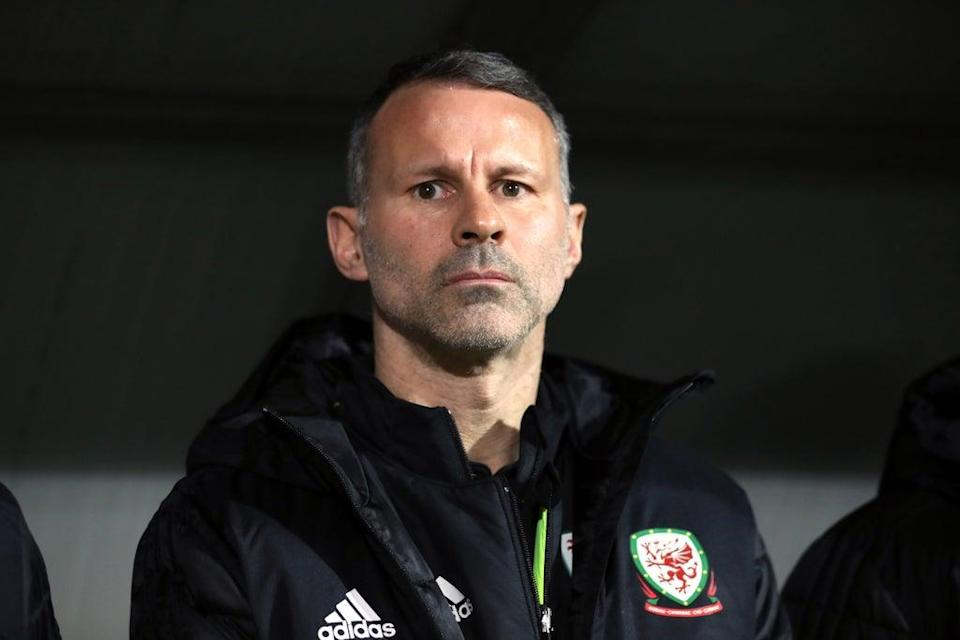 Ryan Giggs is on leave from his roles as manager of Wales (Bradley Collyer/PA) (PA Wire)