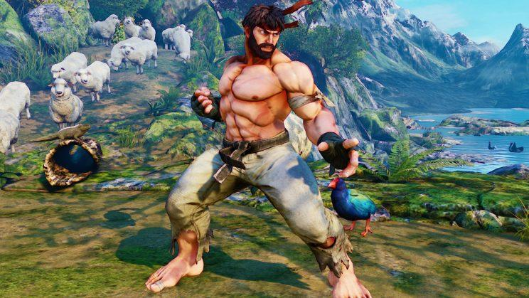 Capcom Designed A Realistic Street Fighter V Ryu And It Looked Amazing