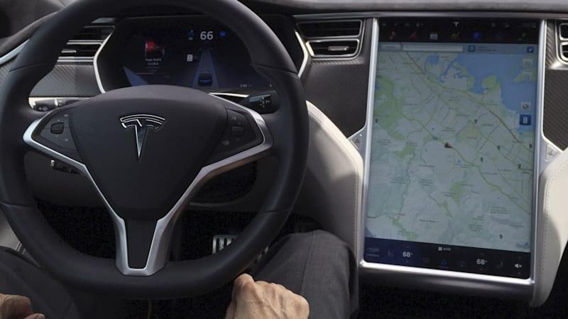 NHTSA asks 12 automakers for help as it investigates Tesla crashes