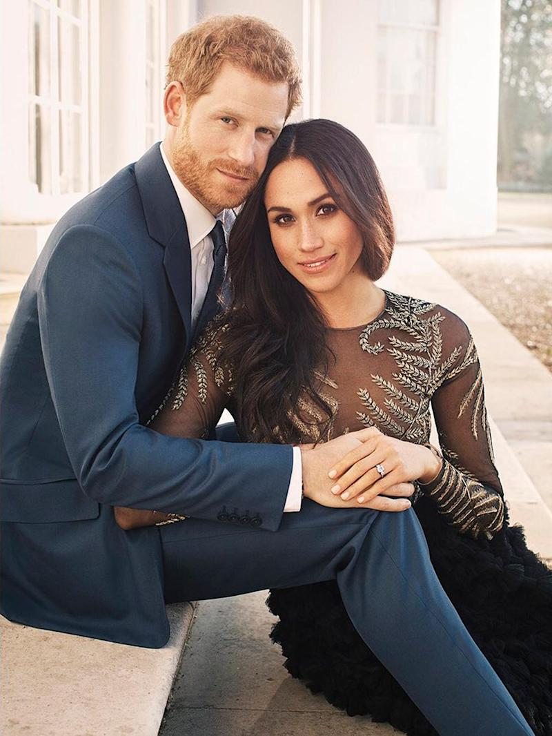 Prince Harry and Meghan Warkle will marry in the town on May 19 (Alexi Lubomirski)