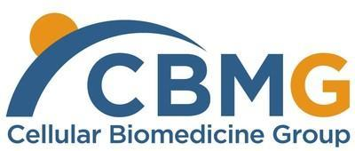 Cellular Biomedicine Group logo (PRNewsfoto/Cellular Biomedicine Group)