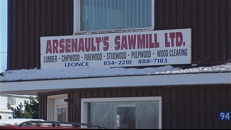 Sawmill failure casts doubt on millions in P.E.I. government loans