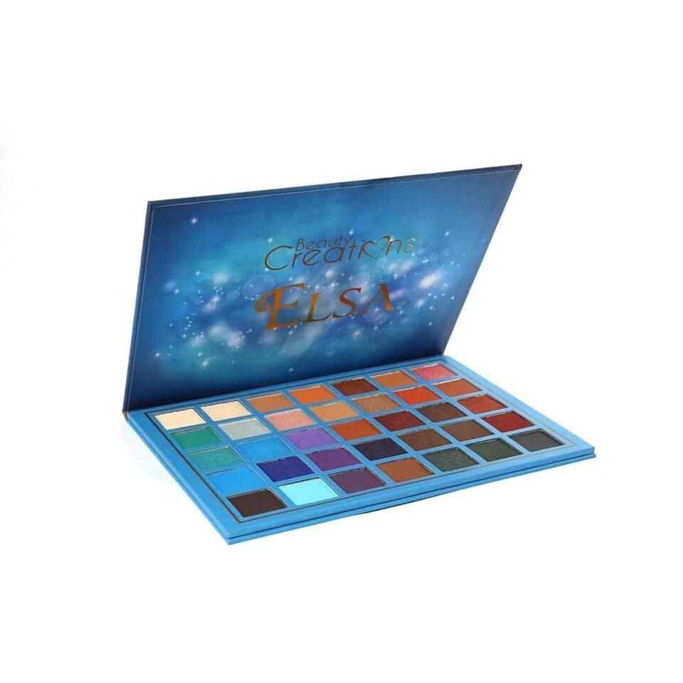 <p>Have you ever seen anything more perfect than this <span>Elsa Eyeshadow Palette By Beauty Creation</span> ($17)?</p>