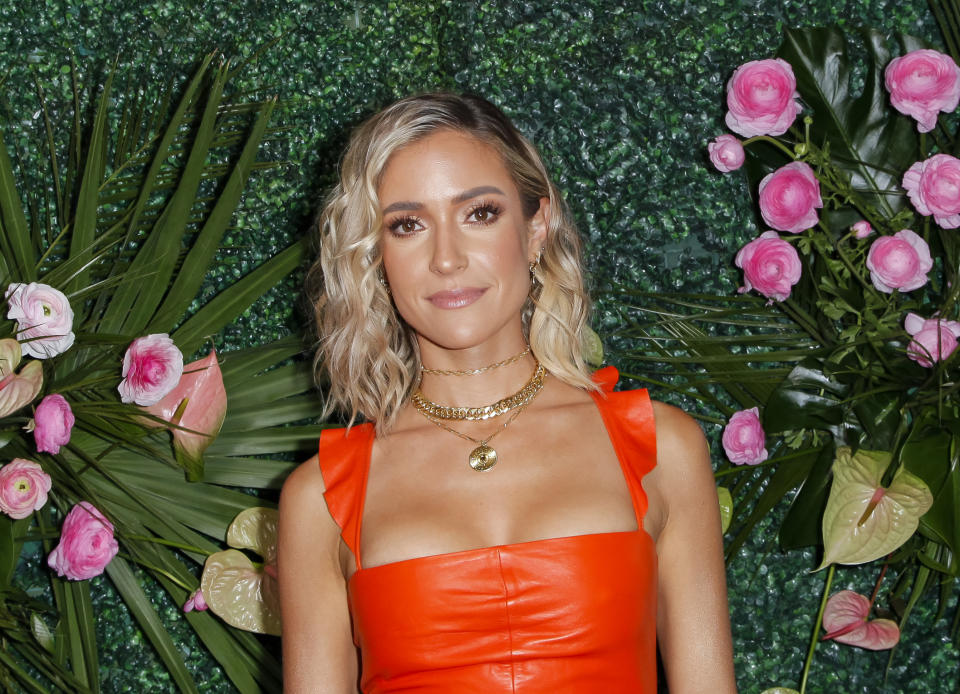 "Kristin Cavallari is speaking out on ""stupid internet rumors"" following speculation about her friendship to two Southern Charm stars. (Photo: Tibrina Hobson/Getty Images)"