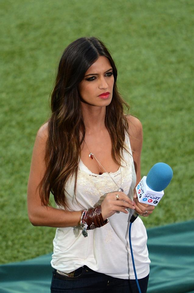 The world's sexiest female sports presenters