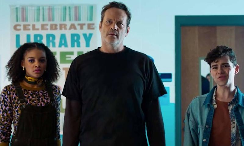 vince vaughn in freaky e1602336800704 Freaky Expertly Balances Horror and Humor for a Hell of a Good Time: Beyond Fest Review