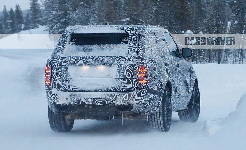 2020 Range Rover SV Coupe: Dropping Doors, Like Before