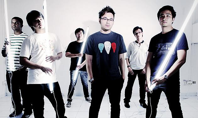 Veteran local band Vertical Rush is a band under Wake Me Up Music's label. (Photo courtesy of WMUM)