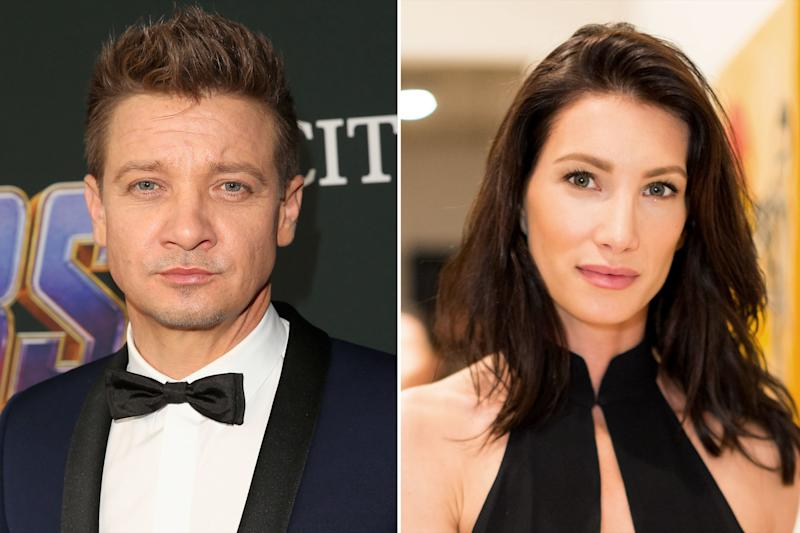 Jeremy Renner Tells His Fans to 'Enjoy Your Day' as His Custody Battle Against Ex Intensifies