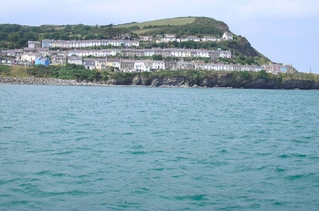 <p>10. Ceredigion, Wales. Broadband speed: 12.2Mbps. (Pic: Geograph) </p>
