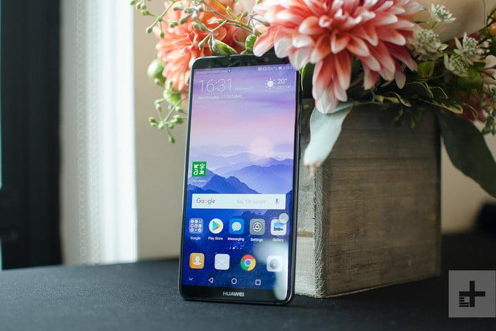 Huawei Mate 10 and Mate 10 Pro are here — with some strange
