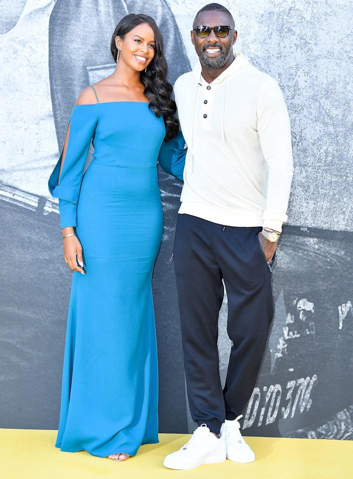 "<strong>Married to: </strong>Idris Elba, 2018's Sexiest Man Alive  Days before Valentine's Day 2018, Elba popped the question to the Canadian beauty queen prior to a screening of his directorial debut, <em>Yardie. </em>Before that, the actor told PEOPLE about his blossoming relationship with Dhowre, <a href=""https://people.com/movies/idris-elba-opens-up-about-new-girlfriend-sabrina-dhowre-and-falling-in-love-while-making-a-movie-about-falling-in-love/"">saying,</a> ""falling in love while making a movie about falling in love [<em>The Mountain Between Us</em>] is pretty special."" On April 27, 2019, <a href=""https://people.com/movies/idris-elba-marries-sabrina-dhowre/"">the couple tied the knot</a> in Marrakesh, Morocco."