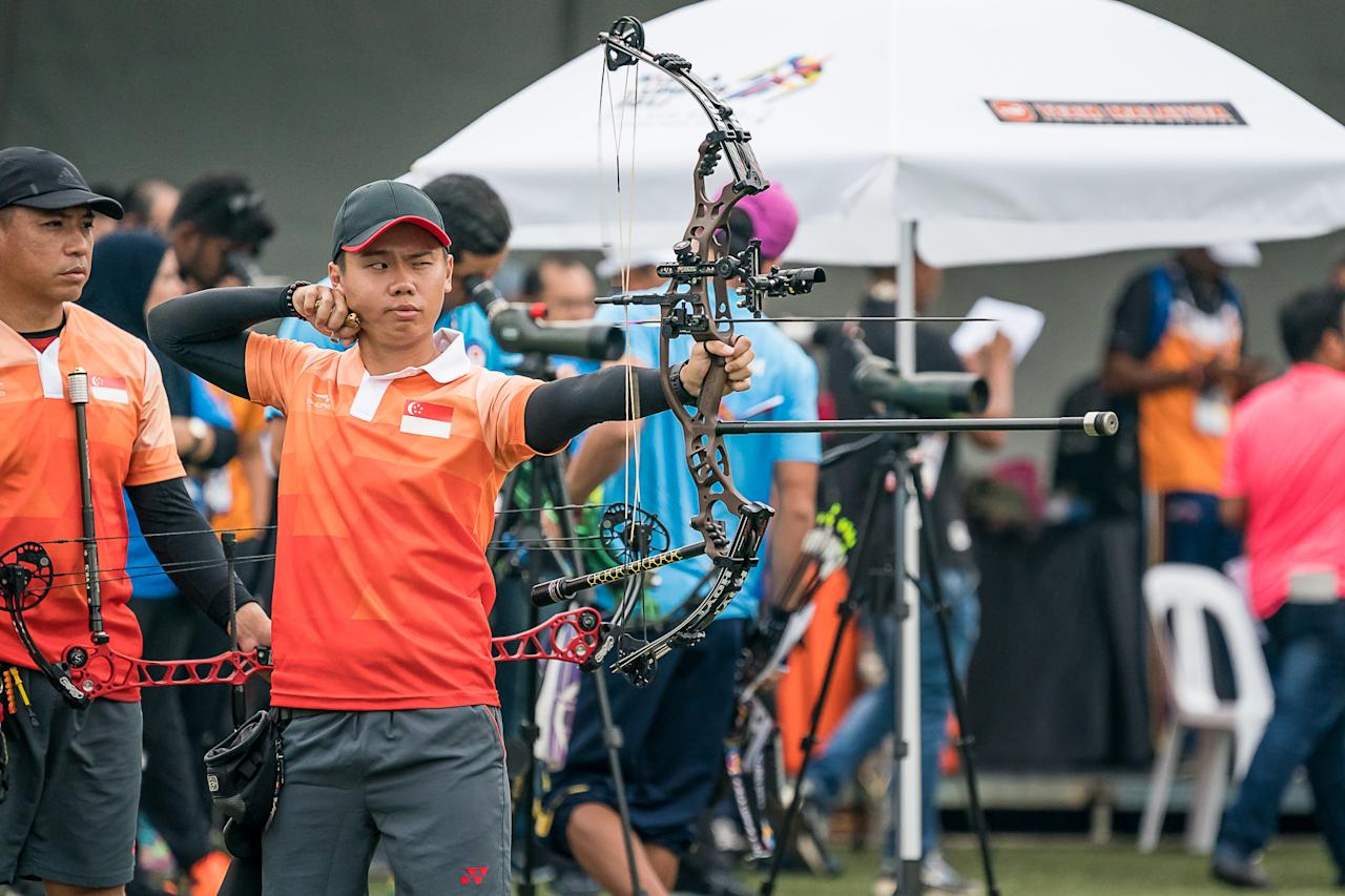 SEA Games: Singapore wins first medal of the Games in archery